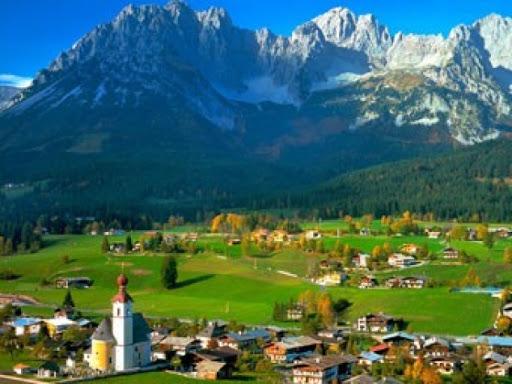 Partez en Autriche pour passer un beau voyage