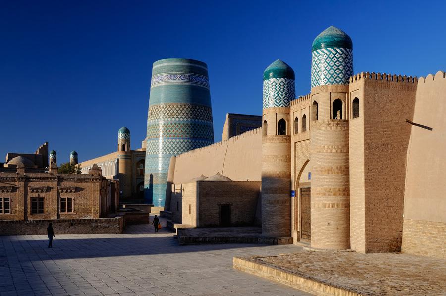Faites un voyage en Ouzbékistan pour vos vacances